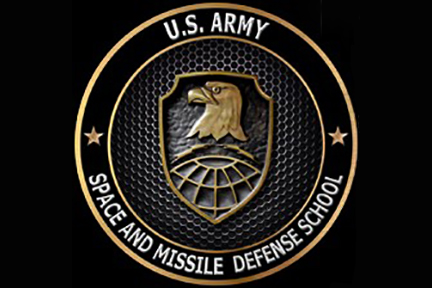 Space and Missile Defense School logo