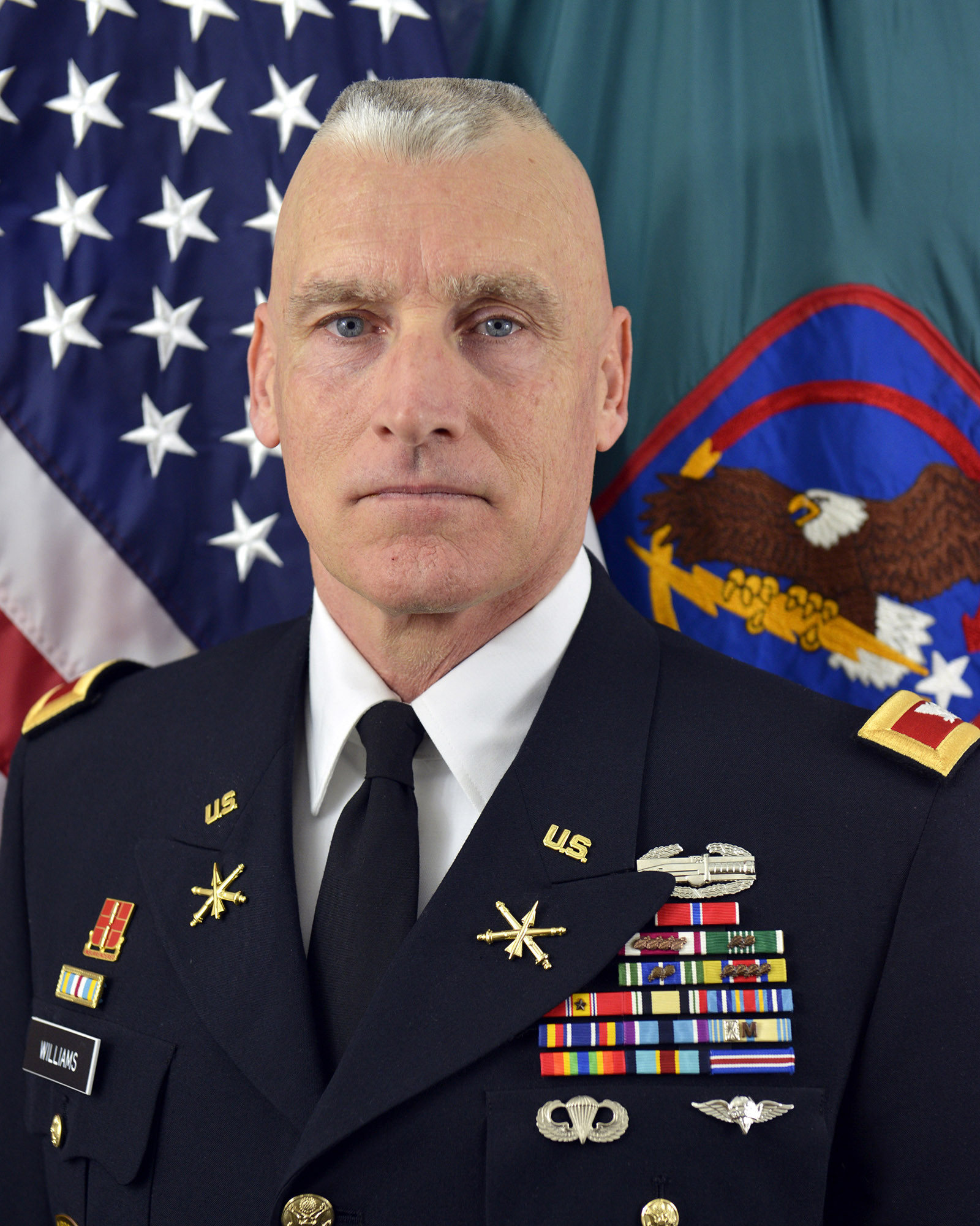 COL Christopher Williams, deputy director, Technical Center